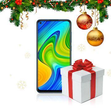 Подарок при покупке смартфона Xiaomi